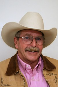 Dofflemyer, John  California  2009 National Cowboy Poetry Gathering Elko, Nevada