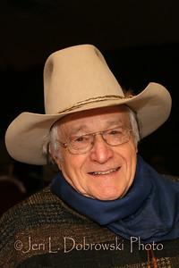 Elliot, Ramblin' Jack  2008 National Cowboy Poetry Gathering Elko, Nevada