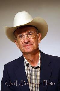 Clark, Merle  Marmarth, North Dakota  2006 Dakota Cowboy Poetry Gathering Medora, North Dakota