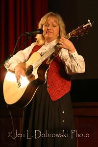Bowman, Jo  2007 Cowboy Songs & Range Ballads Buffalo Bill Historical Center Cody, Wyoming