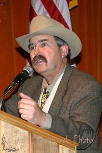 Garry, Jim  Crandall Creek, Wyoming  2007 Cowboy Songs & Range Ballads Buffalo Bill Historical Center Cody, Wyoming
