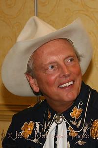 "Green, Douglas B. ""Ranger Doug"" Riders in the Sky  2007 Western Music Association Festival Albuquerque, New Mexico"