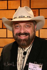 Chandler, Jon  2009 National Cowboy Poetry Gathering, Elko, Nevada