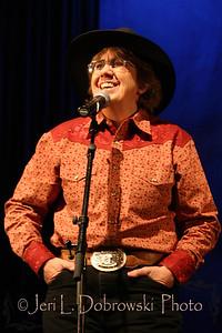 Bennett, Virginia  2006 National Cowboy Poetry Gathering Elko, Nevada