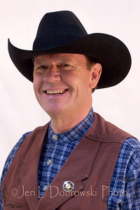 Arnold, Darrell  LaVeta, Colorado  2005 Dakota Cowboy Poetry Gathering Medora, North Dakota  *Editor of Cowboy Magazine