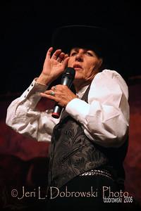 DeLeeuw, Sam  Utah  2006 Western Legends Roundup & Cowboy Poetry Rodeo Kanab, Utah