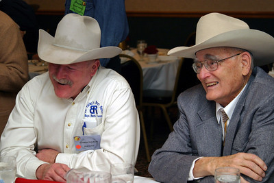 CowboyPoetry.com breakfast at Stockmen Casino: Elko 2005