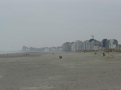 Heist, on the coast of Belgium