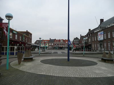 A small town just over the border in the Netherlands