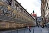 Fürstenzug: Parade of Nobles Mosaic