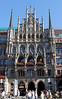 Marienplatz and Neues Rathaus