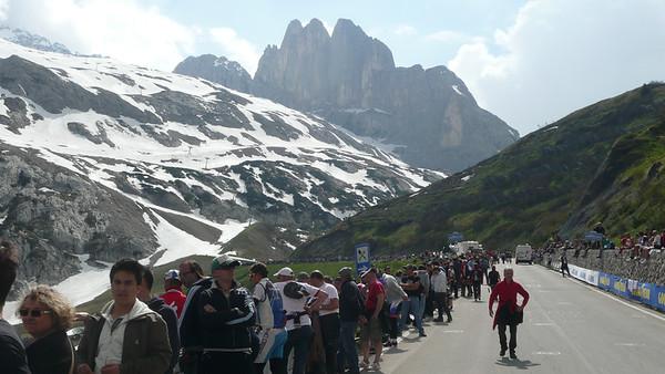 Passo Fedaia, Italy