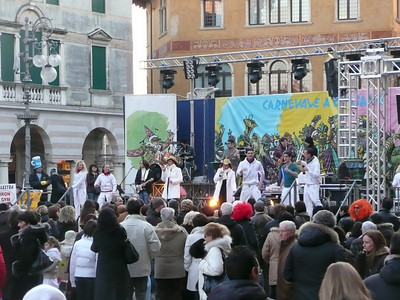 Carnevale at Bassano Del Grappa