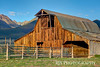 Westcliffe Barn with Crestone Peak