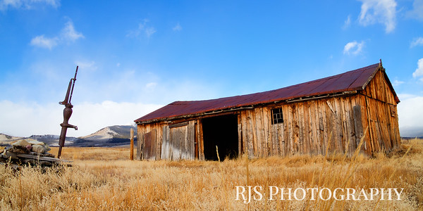 Cline Ranch House Barn