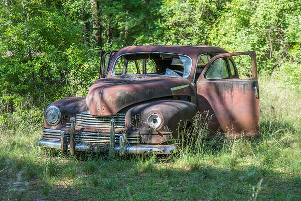Rusting relic