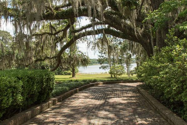 View of Lake Hall