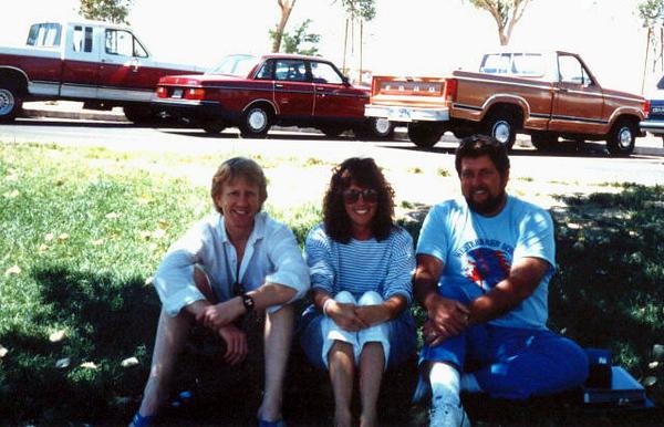 Danny, Tori & Me- 20 yr Reunion