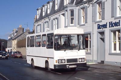 MacKay Dalbeg A394ERC Cromwell Street Stornoway Mar 91