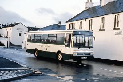 Mundell Bowmore G956WNR School Street Bowmore Islay Jan 94