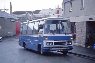 MacLeay Ballantrushal VNK786N Tarbert Pier Mar 91