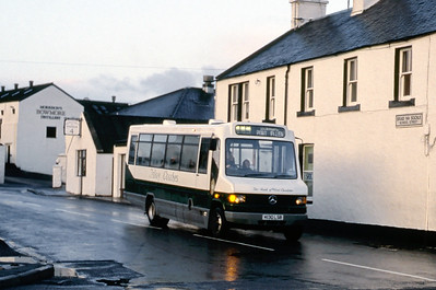 Mundell Bowmore K130LSB School Street Bowmore Islay Jan 94