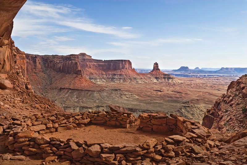 """False Kiva"" - Canyonlands National Park, Utah"