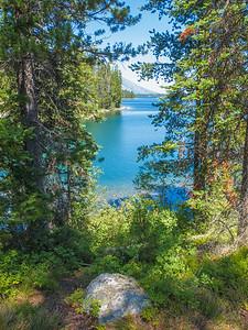 Leigh Lake / Jackson, Wyoming