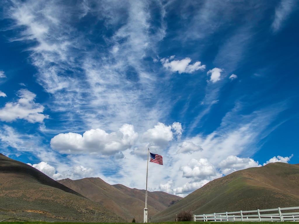 American Cloudscape