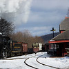 Full Steam in Frostburg