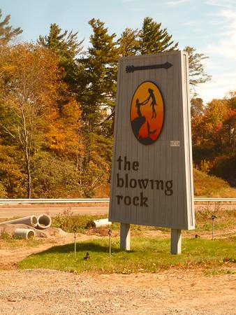 Western NC Trip October 2015