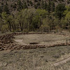 Ancient dwellings at Brandolier, Los Alamos, N.M.