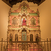 From Original Cathedral Church in Santa Fe, N.M. circa early 1700