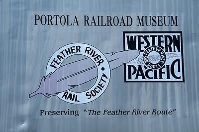 Western Pacific Railroad Museum, Portola, CA