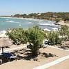 Western Rhodes beach.