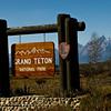 Grand Teton N P Wyoming