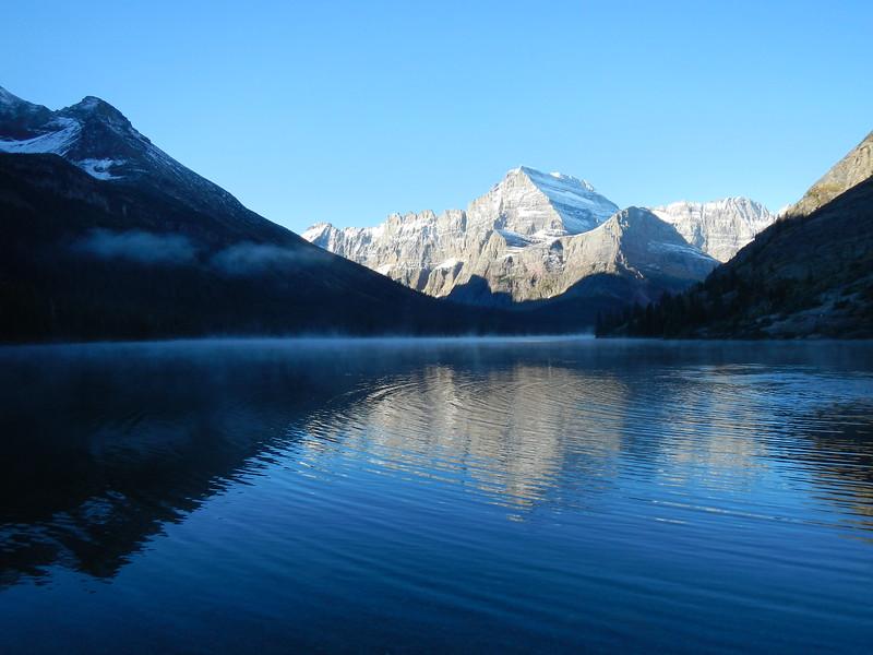 Swift Current Lake, MT, Glacier NTL Park