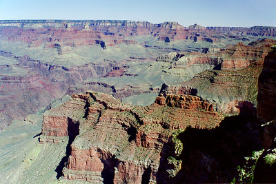 Grand Canyon National Park- from Hermit's Rest, Arizona