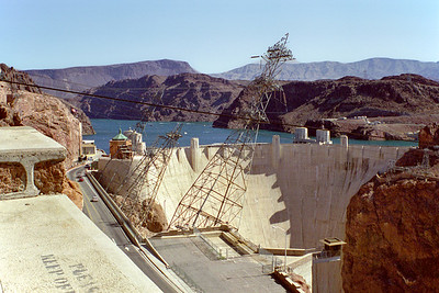 Hoover Dam, Arizona/Nevada