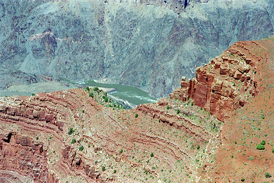 Grand Canyon National Park (Colorado River rapids), Arizona