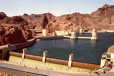 Hoover Dam, Lake Mead, Arizona/Nevada