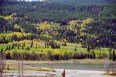 Many Parks Curve area, Rocky Mountain National Park, Colorado