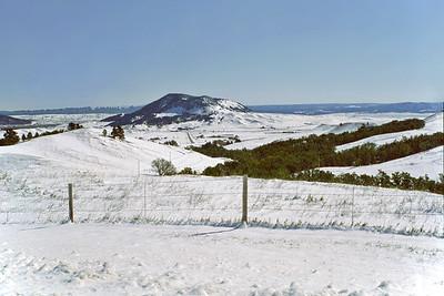 Near Sundance, Wyoming, enroute to Deadwood, South Dakota