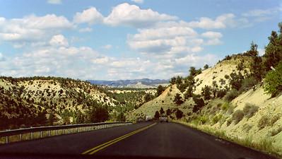 Mt Carmel Highway, Southwestern Utah