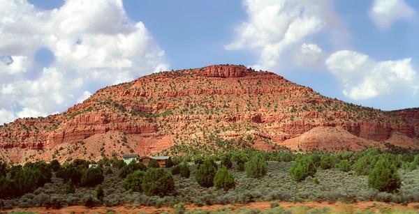 Red Hills, Southwestern Utah
