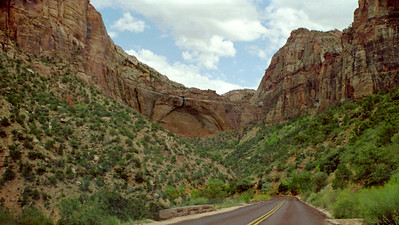 "Zion National Park, ""Switchbacks"", Utah"