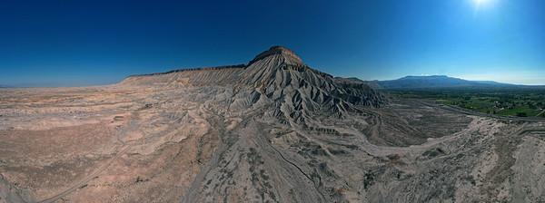 Mt. Garfield, Grand Junction