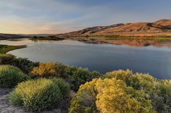 Snake River, Ontario Oregon
