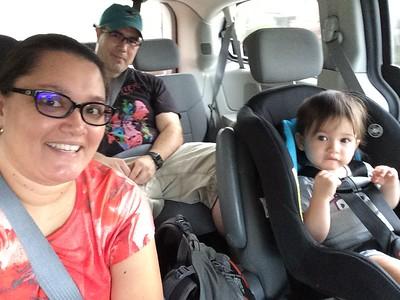 Western US Road Trip 2015