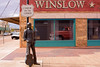 Winslow, Arizona tribute to the Eagles